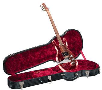 Dan Armstrong Clear Guitar